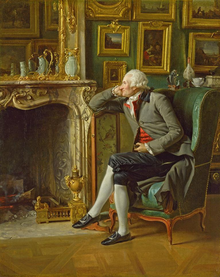 Peter Viktor von Besenval. Ein Leben im Dienst der französischen Krone