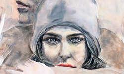 In Daniela Gauchs neuen Bildern werden Gefühle sichtbar. Bildausschnitt pd