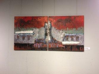 Bilderausstellung Martin Läderach Jakob Galerie - 1
