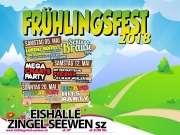 """Frühlingsfest Seewen """"Bravo Hits Party"""" mit Fun Factory aus Deutschland"""