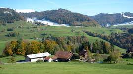 Bauernhof Uf Rüti