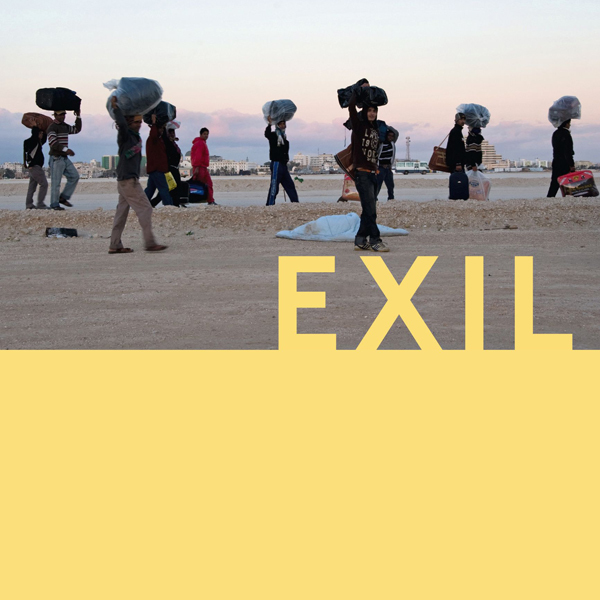 EXIL - New temporary exhibition on coproduction with Magnum photos