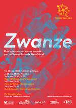Zwanze flyer