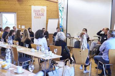 Organisiert wird das Forum von Swiss Fair Trade in enger Zusammenarbeit mit der Beratungsfirma ecos und Fashion Revolution Switzerland. Bild: Timmy Memeti