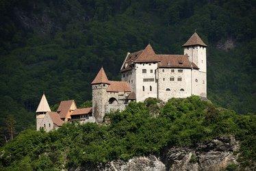 Burg Gutenberg Balzers - Tage des offenen Burgtors