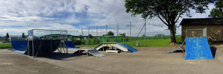 Skatepark Biberist - 1