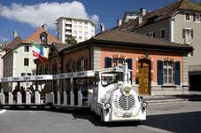 Tourist train La Chaux-de-Fonds / Le Locle (Anne Monard)
