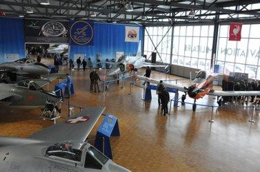 Vue générale d'une partie de l'exposition