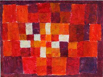 Abstrakte Komposition, Acrylfarben