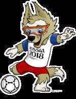 Fussball WM Russland in der Vögele Arena