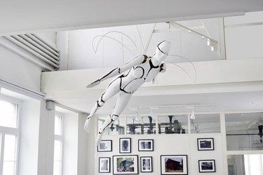 L'ange Musée CIMA (Catherine Gailloud)