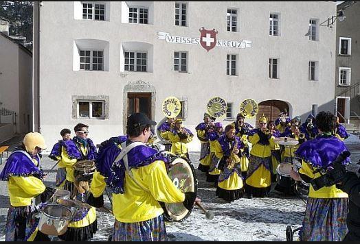 Simpilär Polenta Tanz