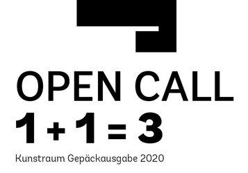 Ausschreibung Kunstraum Gepäckausgabe 2020