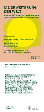 Ausstellung Filiale Chur