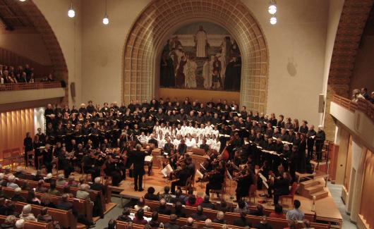 Mozart PLUS mit dem Glarisegger Chor