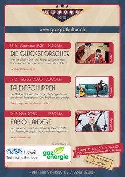 Talentschuppen - Singer & Songwriter - 1
