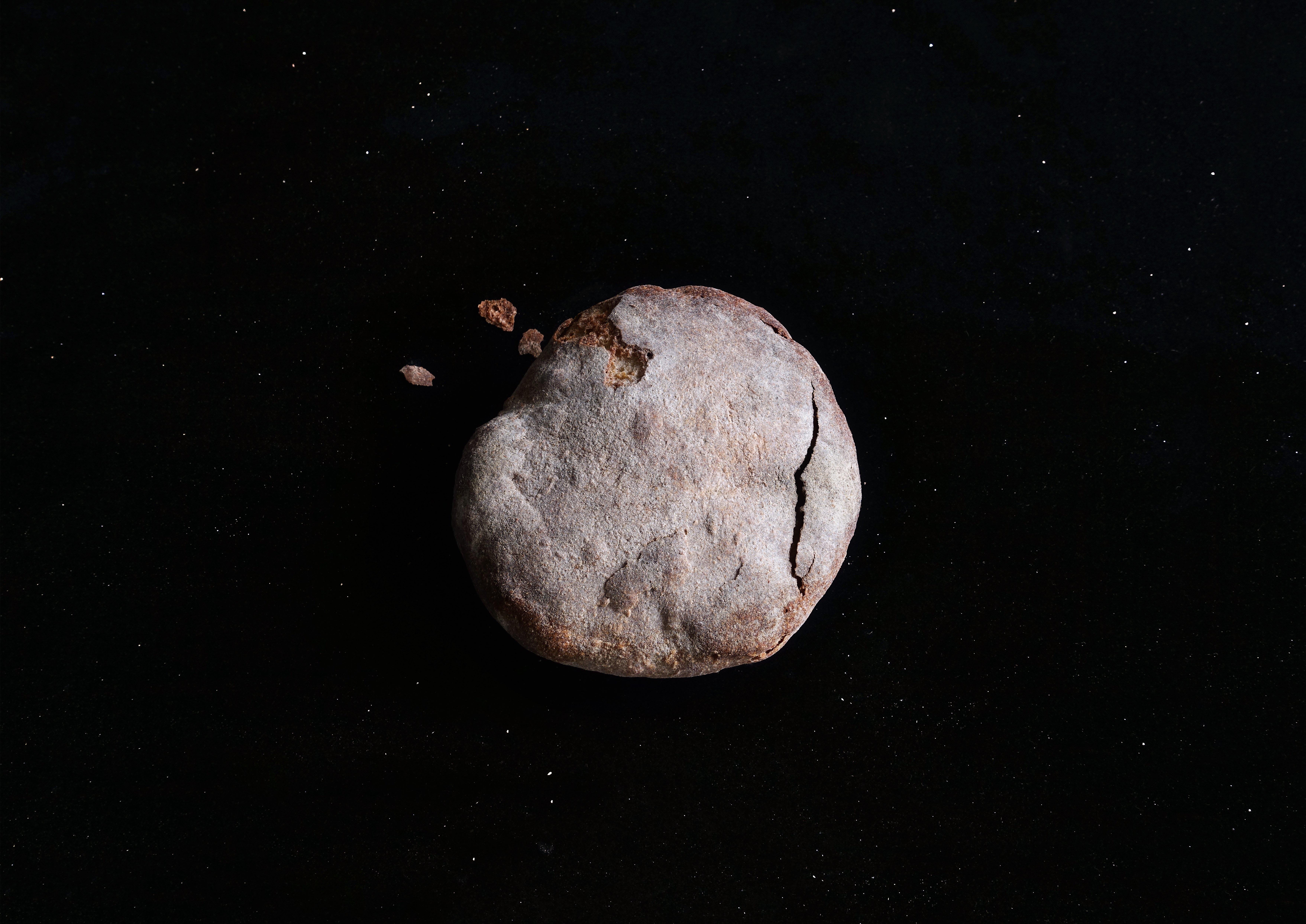 Das Brot aus dem See