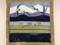 Textile Geschichten Urmein