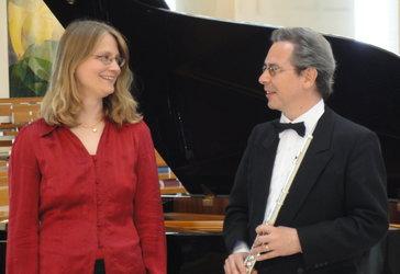 Konzert mit dem Duo Flautasto