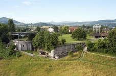 Forum mit den Ruinen der Basilika und der Curia