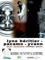 Lyne Héritier - Pacamo - Yvann
