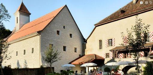 Abbaye de Montheron - 1