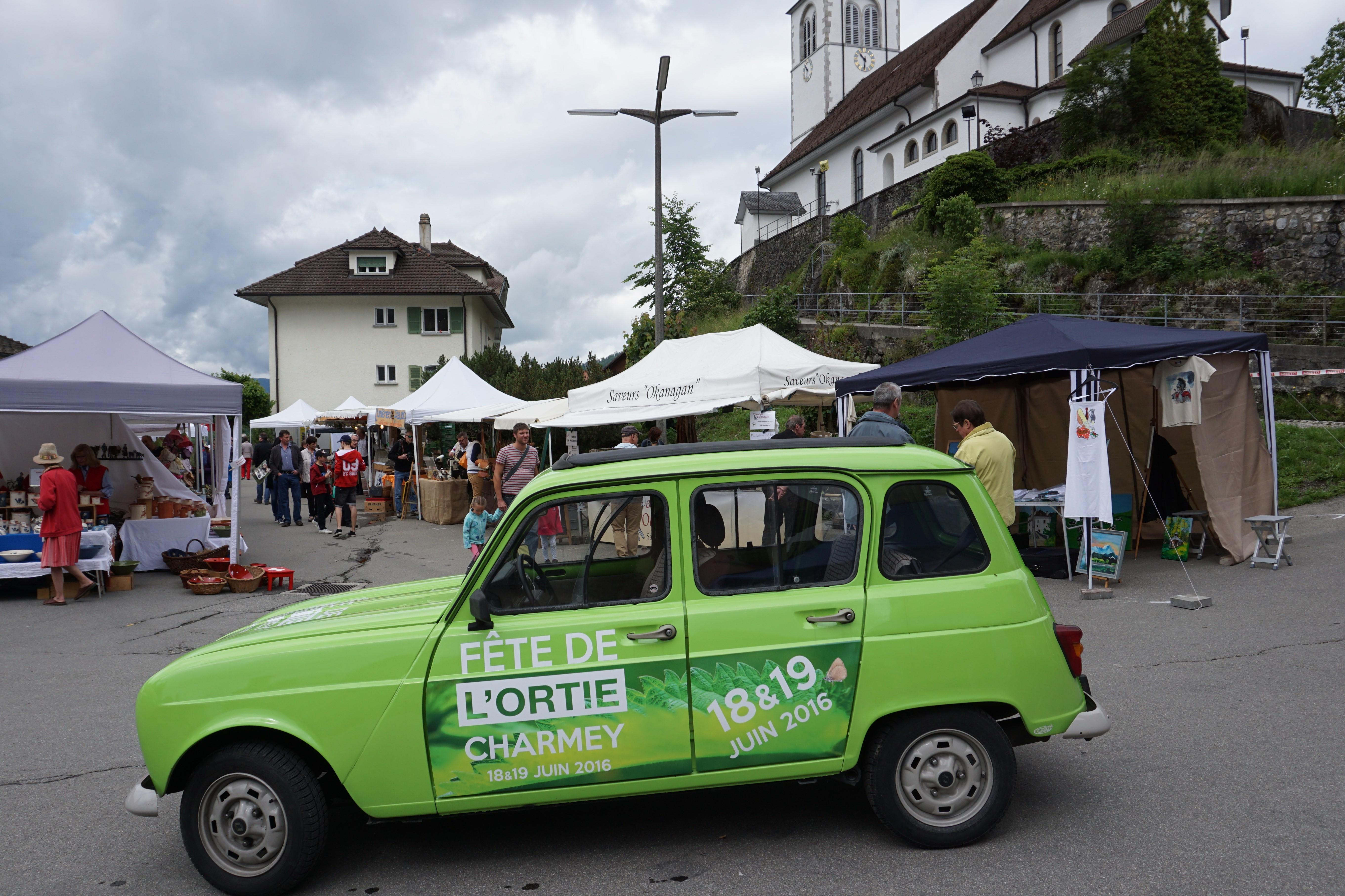 Brennnessel-Fest