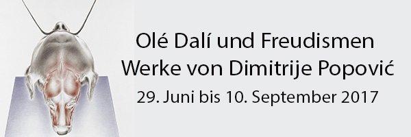 Olé Dalí und Freudismen