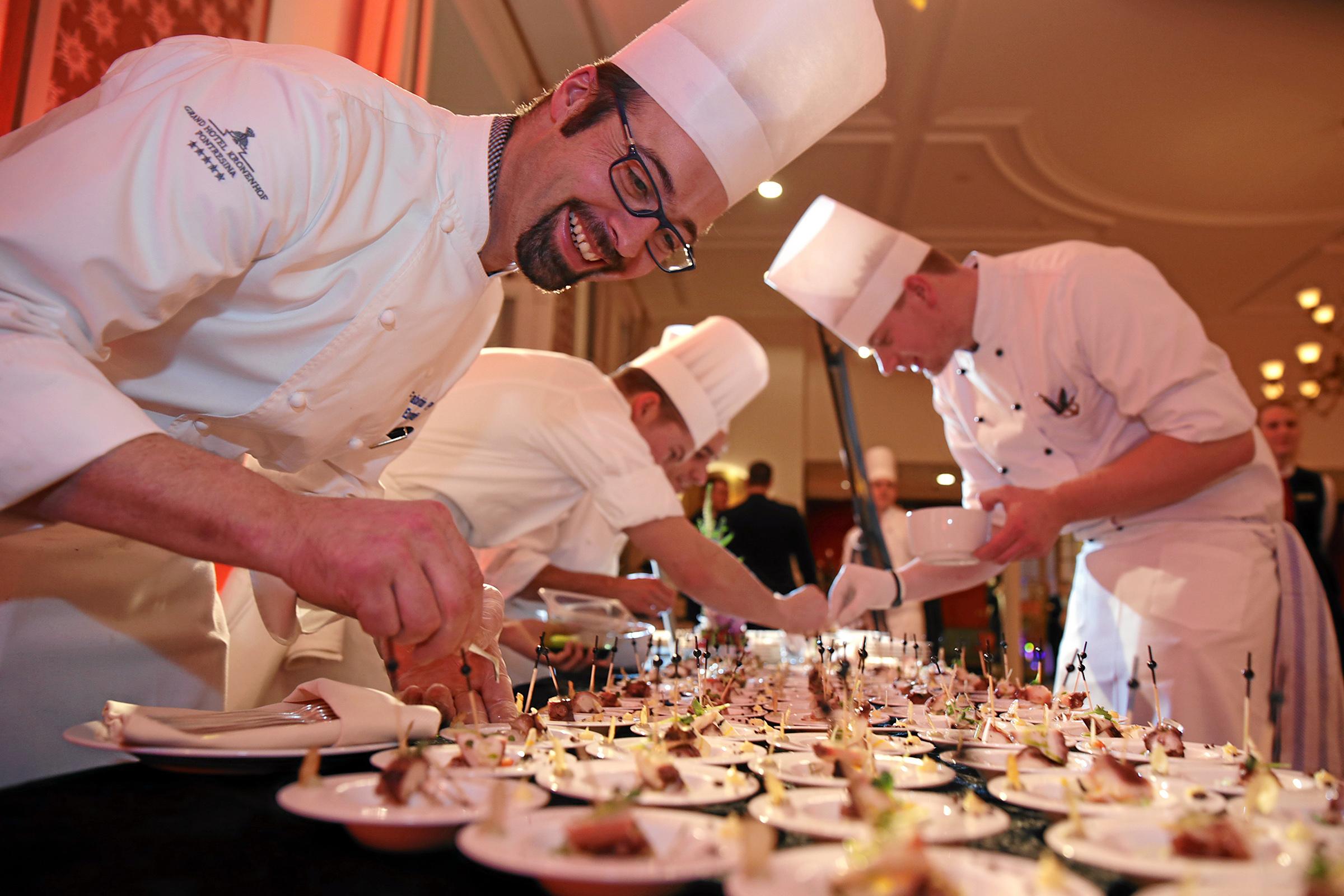 26. St. Moritz Gourmet Festival