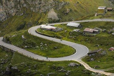 Eindrücke vom Ride the Alps Klausen