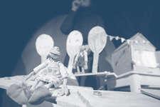 KreuzKultur - Figurentheater Lupine: Nour zieht um