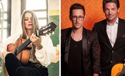 Doppelkonzert mit Noa Drezner (ISR) & Café del Mundo (D)
