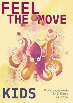 Feel the move KIDS - Jugendarbeit - 1