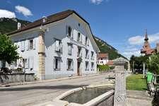 L'Auberge à Baulmes (Scenic View)