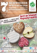 7. Schweizer Wettbewerb der Regionalprodukte