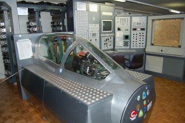 Le simulateur Mirage III (SIMIR)