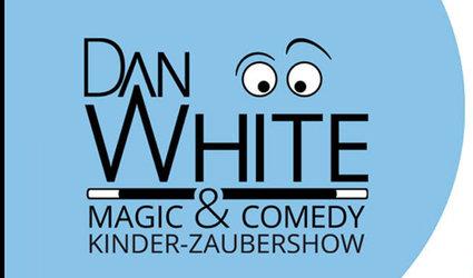 Kinderzaubershow mit Dan White