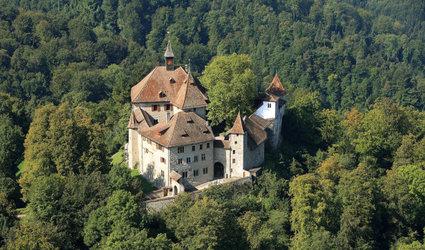 Burg und Herrschaft – Schloss Kyburg