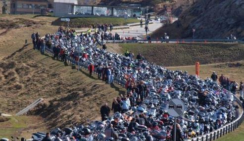 Motorrad-Segnung