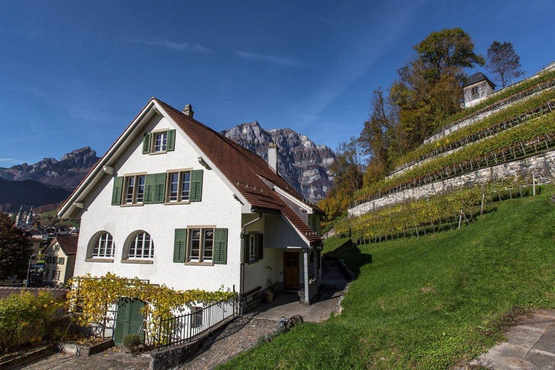 Weinkultur im Wortreich: Der Steirumpler aus Ennetbühls