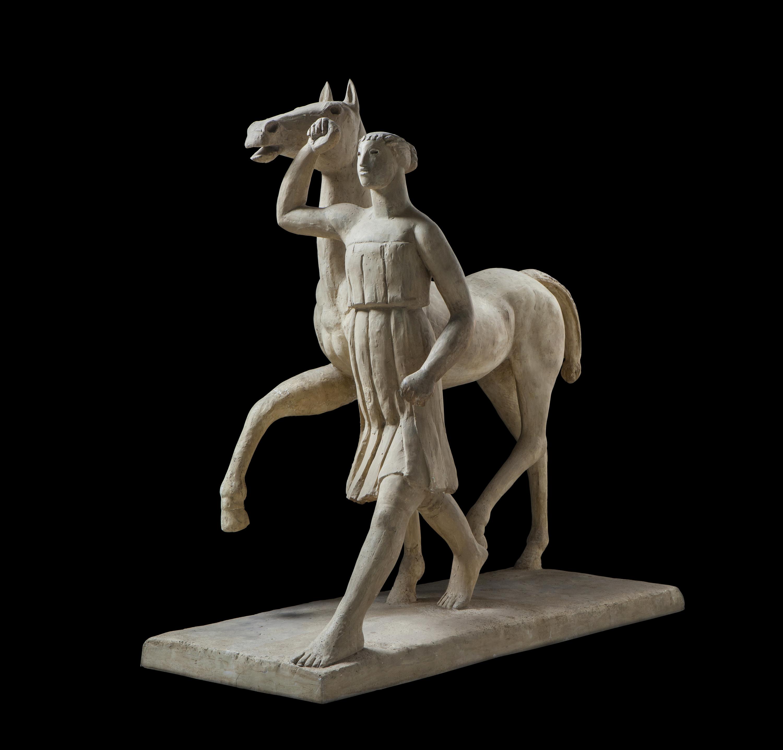 Echi dallantichità. Lo scultore Carl Burckhardt (1878-1923) tra Basilea, Roma e Ligornetto