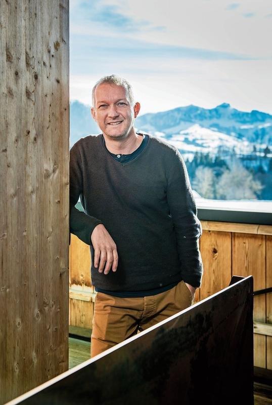Simon Enzler: «Der Alltagsmensch wälzt seit Urzeiten dieselben Probleme.» (Bild Urs Bucher)