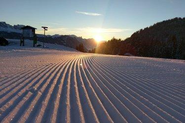 Alp Tannenboden Sonnenaufgang