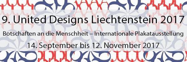 9. United Designs Liechtenstein 2017 – Botschaften an die Menschheit