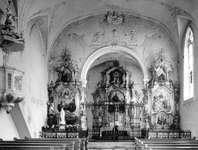 Ehemalige Klosterkirche St. Josef, um 1960