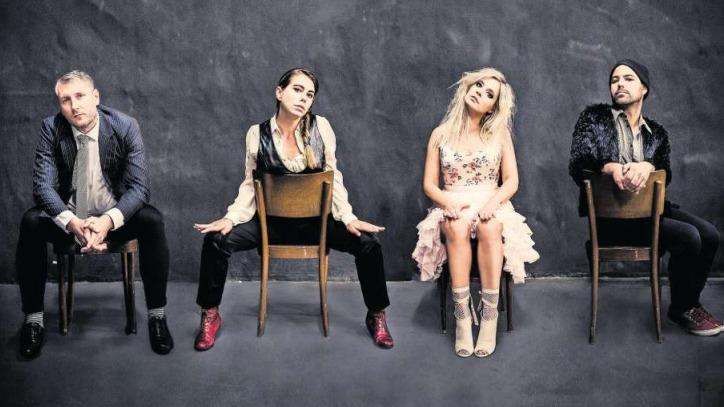 In ihrem neuen Album kritisieren die Delilahs das Schubladendenken der Gesellschaft. (Bild PD)