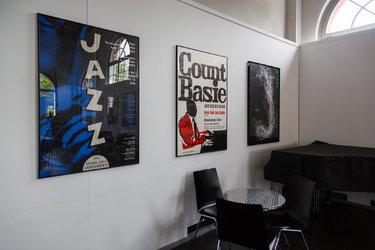 Rare Plakate aus dem Archiv des Swissjazzorama - 1