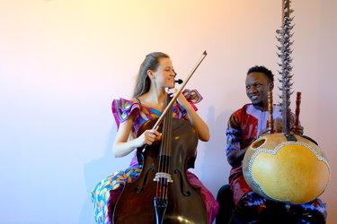 Hannah Chaja, Sadio Cissokho - World Klassik