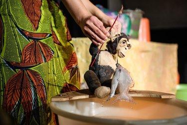 Frische Fische, Simone Wyss, allerhand-Theater