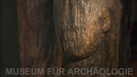 Amt für Archäologie, D.Steiner, Die Holzstatue von Eschenz